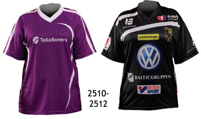 Fotbollströja2520-2522