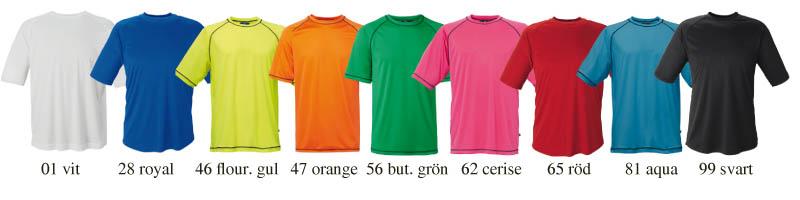 Funktons t-shirts