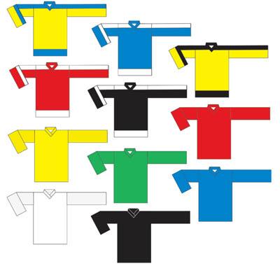 Hockeytröjorfärger