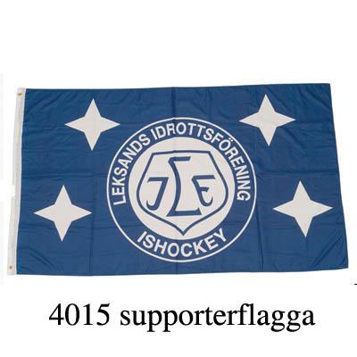 supporterflagga