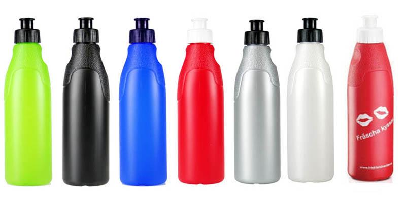 Sportflaskor