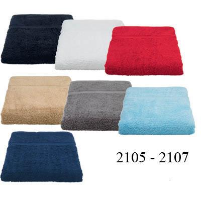 badlakan och handdukar