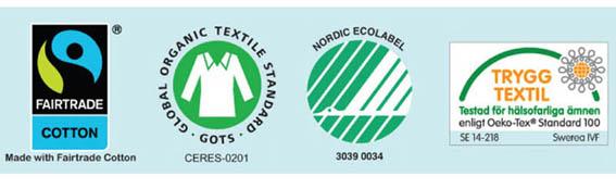 ekologiska kläder