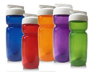 Sportflaskor Hittranparent