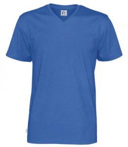 T-shirt V Cottover