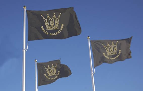 företagsflagga
