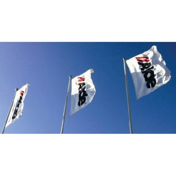 Vertikalflagga
